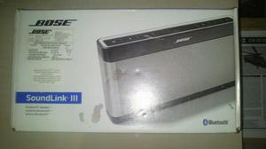 Bose Originales Soundlink Iii Bluetooth