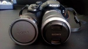 Camara Profesional Sony Alpha  Lentes  Y