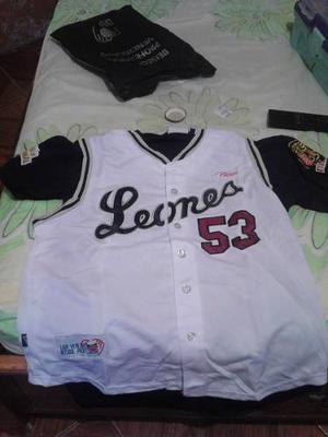 Camisa De Los Leones Del Caracas Original