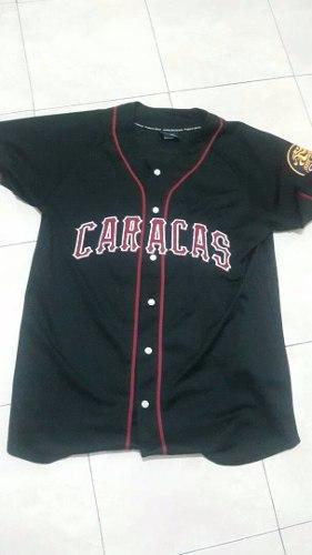 Camisa Leones Del Caracas Original Talla Xl