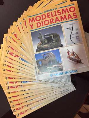 Colección De Libros De Modelismo