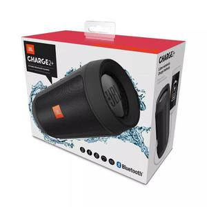 Corneta Portatil Power Bank Jbl Charge 2 Original Bluetooth