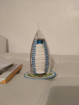 Edificio Armable Para Niños Burj Al Arab En Perfecto Estado