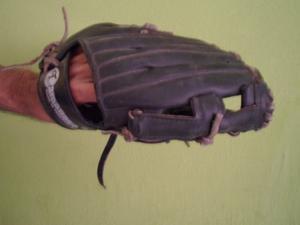 Guante De Beisbol Juvenil Negro Tamanaco