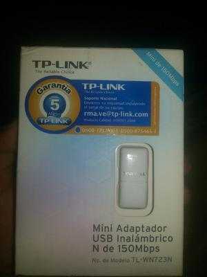 Mini Adaptador usb de Wifi 150mbps