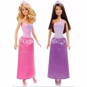 Muñeca Barbie Princesa Original De Mattel Para Niñas