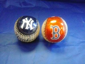 Pelota De Colección New York Yankees