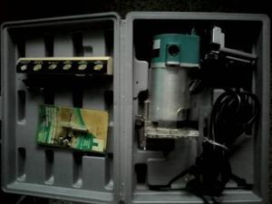 Recortadora De Fórmica Power Tools combo