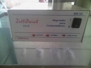 Regulador de Voltaje para Pc
