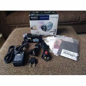 Vídeo Cámara Sony Handycam Dcr Sx65
