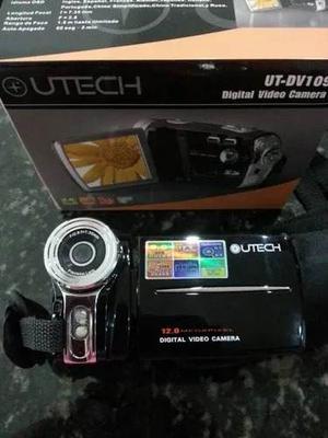 Video Cámara Digital Nueva. Utech Con Accsesorios
