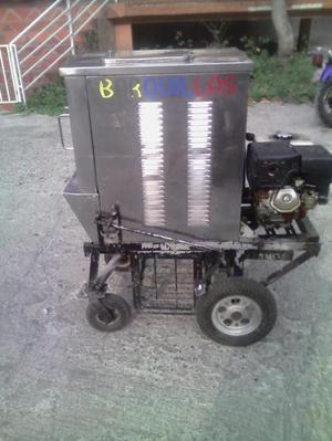 maquina para barquillas