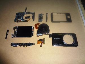 Camara Digital Sony Wx7 Para Repuestos