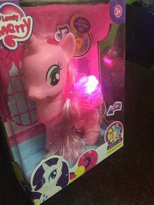 Juguetes My Little Pony Con Sonido Y Luces Navidad Niña