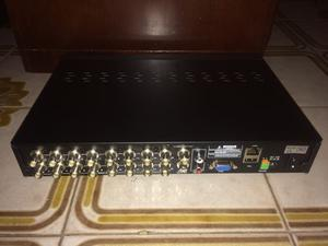 Kit Camaras Seguridad 16ch Instalacion Completa