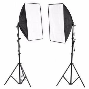 Kit De Iluminación Continua Para Vídeo Y Fotografía