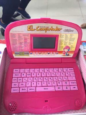 Mini Laptos Para Niñas Y Niños