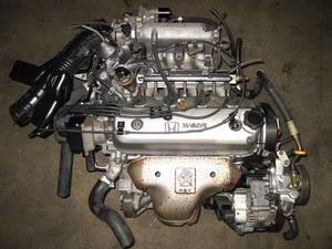 Motor Y Caja Honda Accord