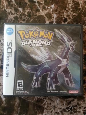 POKEMON DIAMOND VERSION PARA DS