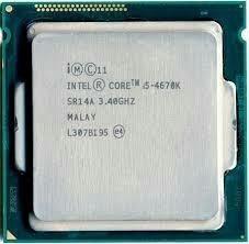 Procesador Intel Ik Socket  Con Fan Cooler