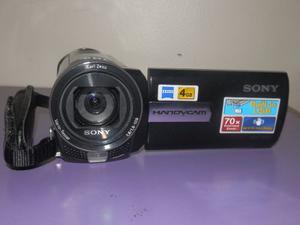 Video Camara Digital Sony Con Disco Duro Interno, Como Nueva