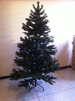 Arbol De Navidad De 1.10metros Como Nuevo