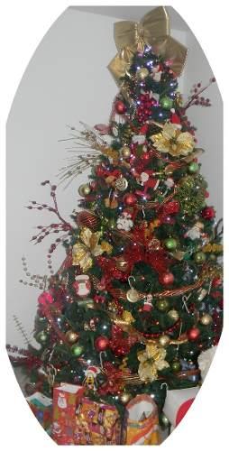 Arbolito De Navidad En Perfecto Estado