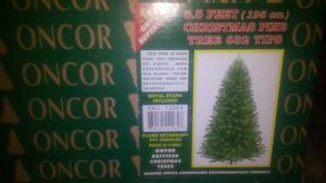 Arbolito De Navidad Oncor 1.91m Nuevo