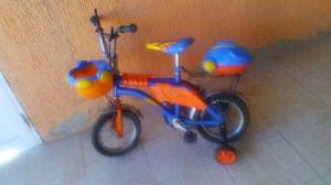 Bicicleta Rin 12 Para Niños