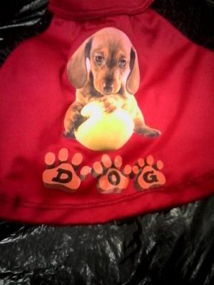 Camisas Para Perros En Vinyl O Transfer
