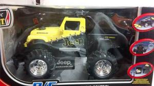Carro A Control Remoto. Jeep De Kreisel New Bright
