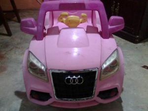 Carro De Batería Para Niña
