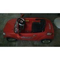 Carro Electrico Manual Y A Control Remoto