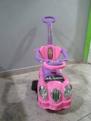 Carro Montable De Juguete Para Niños (luces Y Sonidos)