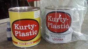 Fibra De Vidrio Con Tela Y Preparada Kurty Plastic
