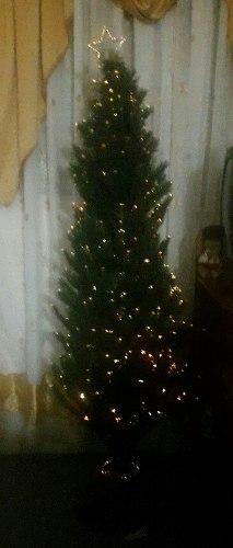 Hermoso Arbolito De Navidad De Fibra Optica