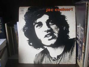 Lp Joe Cocker - Joe Cocker!  Importado Usa