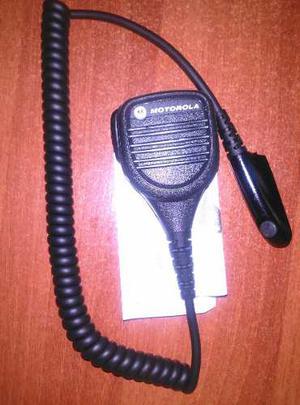 Microfono Original Motorola Para Radio Serie Pro