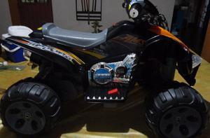 Moto Para Niño De Bateria Recargable