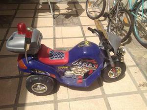 Moto Para Niños A Bateria Usada