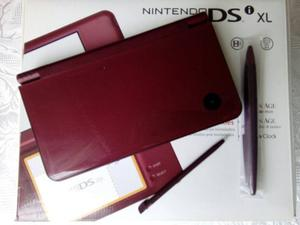 Nintendo Dsi Xl Practicamente Nuevo En Su Caja.