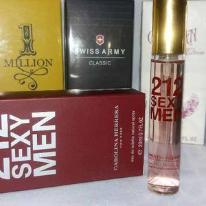 Perfumes De 20 Ml Chanel Paris Hilton Invictus 212 Men