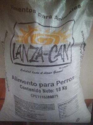 Perrarina Lanza Can 18kg.