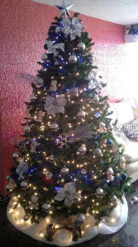 Árbol De Navidad De 2.10mts