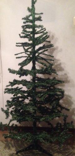Árbol De Navidad Serie Christmas Tree Altura 93 Cm Usado