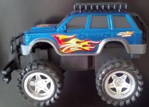 Carro De Fricción Para Niños Tipo Jeep