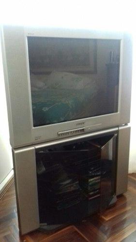Tv Sony Wega Trinitron 29 Con Base Original Sony