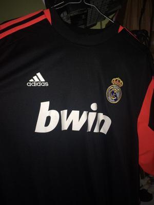 Camisa Original De Portero Real Madrid