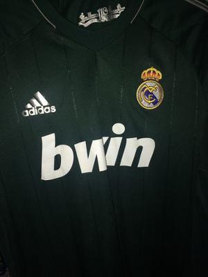 Camisa Original De Visitante Del Real Madrid