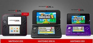 Chip 3ds 11.6 - Nintendo 3ds/2ds Todas Las Versiones